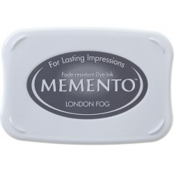 Memento Ink Pad - London Fog_62917