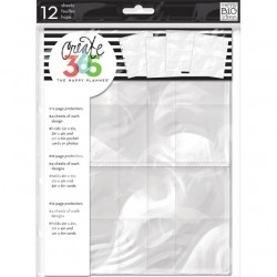 Happy Planner CLASSIC - Page Protectors_65209