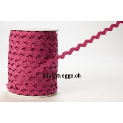 "Ric Rac 1/4"" Light Fuchsia"