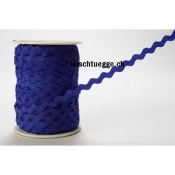 "Ric Rac 1/4"" Royal Blue"