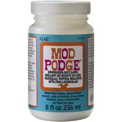 Mod Podge Dishwasher Safe