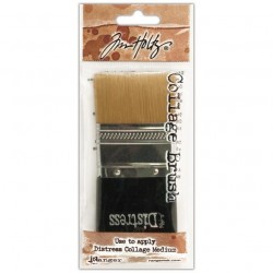 Tim Holtz Distress Collage Brush_68725
