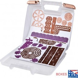 Magnetic Die Storage Case_69409
