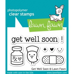 Get Well Soon - Stamp_6949