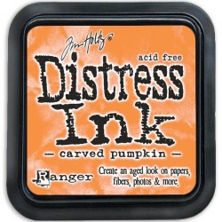 Distress Ink Pad - Carved Pumpkin_69781
