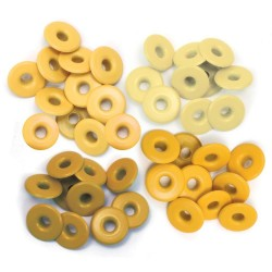 Eyelets Wide - Yellow_70273