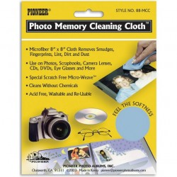 Photo Memory Cleaning Cloth_71293