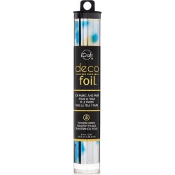 Deco Foil - Lapis Watercolor_71600