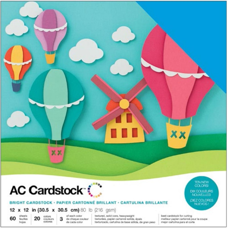 Brights Cardstock Pack_71667