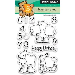 Birthday Bears_71671