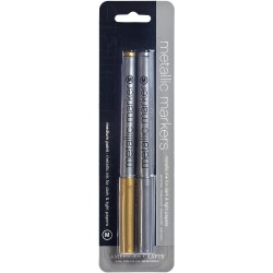 Metallic Marker - Gold &...