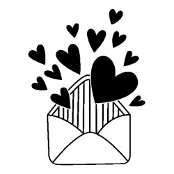 Envelope Heart_72004