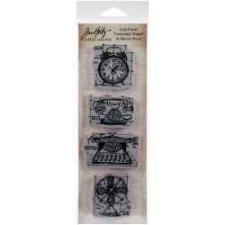 Mini Blueprints - Vintage Things_72072