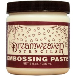 Embossing Paste - regular 8oz_72175