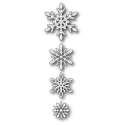 Delicate Stitched Snowflakes_72235