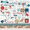 A Perfect Winter Cardstock Stickers - Elements_72272
