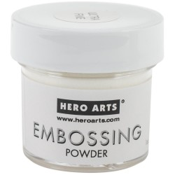Embossing Powder - ultra fine clear_72345