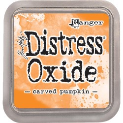 Distress Oxide - Carved Pumpkin_72451