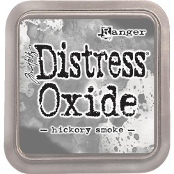 Distress Oxide - Hickory Smoke