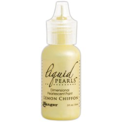 Liquid Pearls - Lemon Chiffon