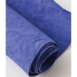 Kraft-Tex Kraft Paper Fabric - Blue Iris_72607