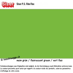 P.S. Film - fluorescent green_72681
