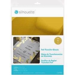 Foil Transfer Sheets - Gold_72898