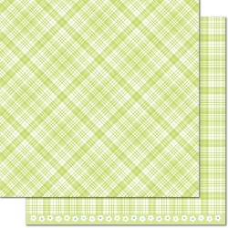 Perfectly Plaid Spring - Lily Of The Valley_72926
