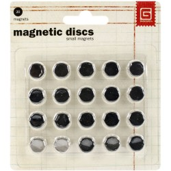 Magnetic discs small_72935