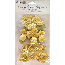 Vintage Shades Potpourri - Yellow_73033