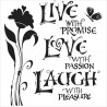 Live, Love & Laugh_73077