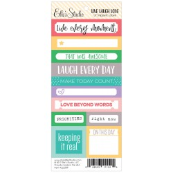 Live Laugh Love - Word Labels_73201
