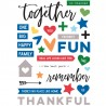 Family Fun - Puffy Stickers_73205