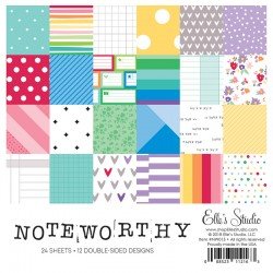 Noteworthy - 6x6 Paper Stack