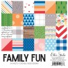 Family Fun - 6x6 Paper Stack
