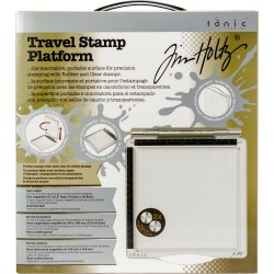 Tim Holtz Travel Stamp Platform_73359