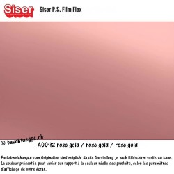 P.S. Film - rose gold_73622