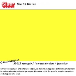 P.S. Film - fluorescent yellow_73628