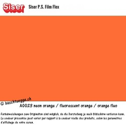 P.S. Film - fluorescent orange_73631