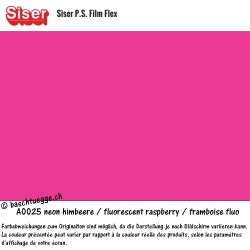 P.S. Film - fluorescent raspberry_73673