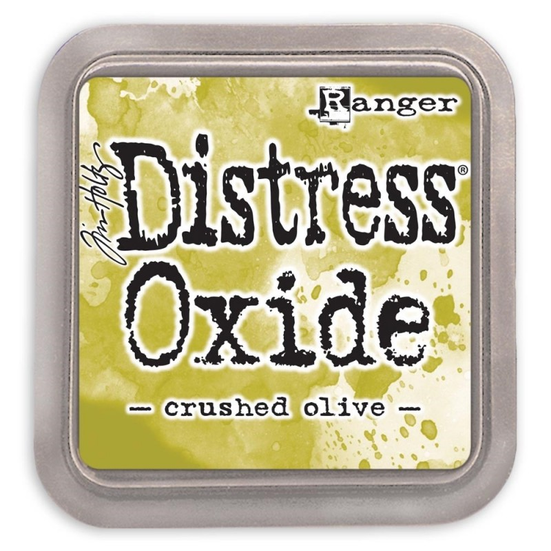 Distress Oxide - Crushed Olive_73847