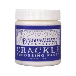 Embossing Paste - Crackle