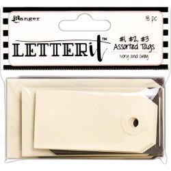 Letter It - Tag Assortment_73921
