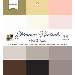 Shimmer Neutrals Solid