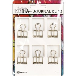 Dina Wakley Media Journal Clips small_73943