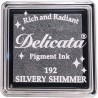 Delicata - Silvery Shimmer Small Inkpad_74194