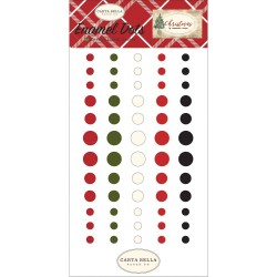 Christmas Enamel Dots_74232