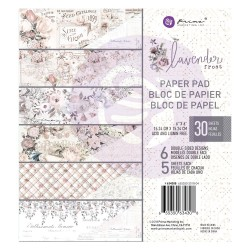 Lavender Frost Paper Pad