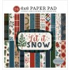 Let It Snow Paper Pad_74262
