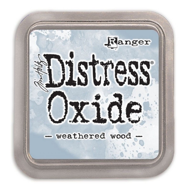 Distress Oxide - Weathered Wood_74310